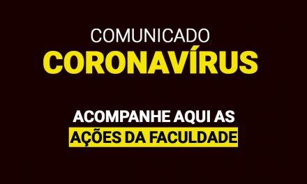 [Atualizado 25/03/20] Coronavírus: Situação das aulas e atualizações