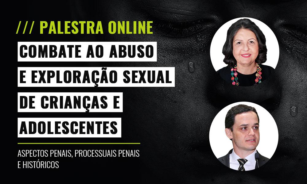 Em instantes – Dra. Catarina Cecin Gazele e Dr. Lorenzo Pazolini são destaques da Palestra Online da PIO XII