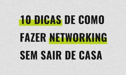 Profª. Neidy Christo volta com mais 10 dicas de como fazer Networking de casa.