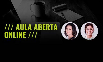 3ª Aula Online do Curso de Direito. Confira detalhes!