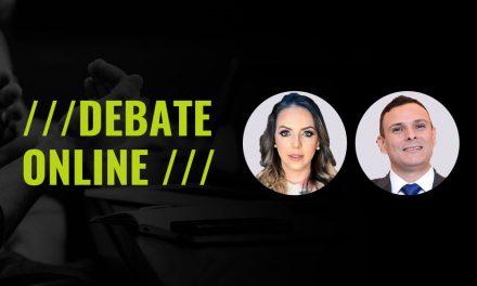Coordenação do Curso de Contábeis apresenta seu primeiro Debate Online.