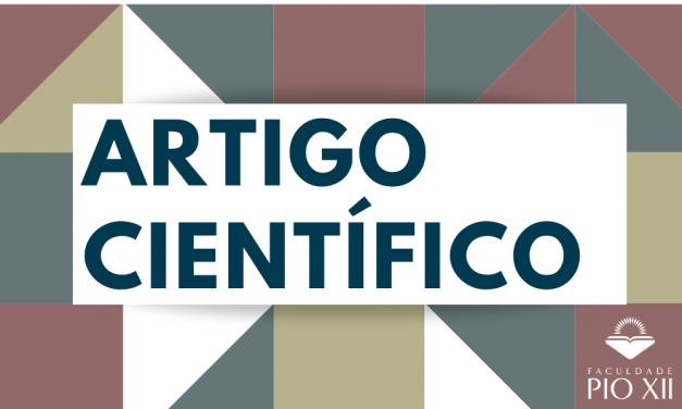 Professor e egressos da PIO XII têm artigo científico publicado em revista de renome no estado. Confira!