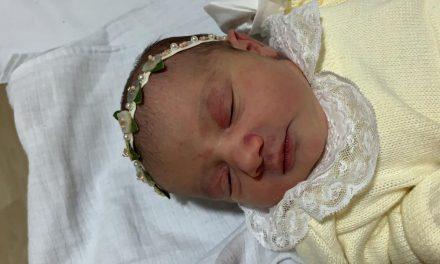 Nasceu Sofia, filha da professora Fabiana!