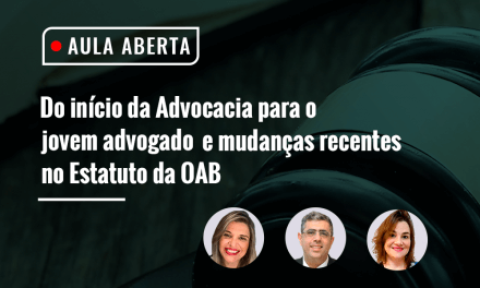 Curso de Direito da PIO XII promove diálogo online sobre advocacia para jovens advogados