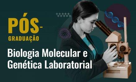 PIO XII abre novo curso de pós-graduação: Biologia Molecular e Genética Laboratorial