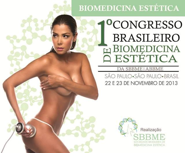 1º Congresso de Biomedicina Estética começa dia 22