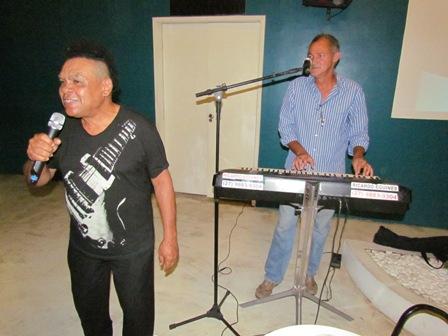 Quarta Cultural recebe Luiz Chagas e Ricardo Eguines – voz e teclado
