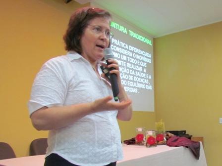 Palestrante de São Paulo na Semana de Biomedicina
