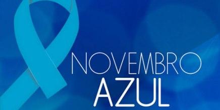 Novembro Azul: a PIO XII apoia a luta contra o câncer de próstata