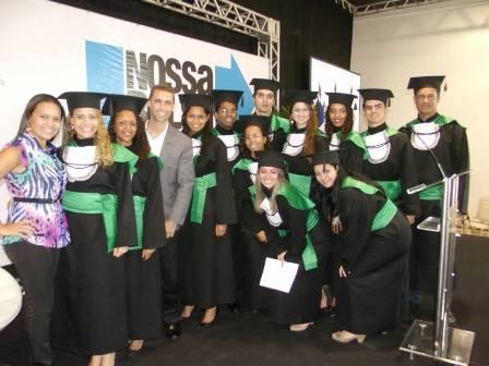 PIO XII forma 21 alunos pelo Programa Nossa Bolsa