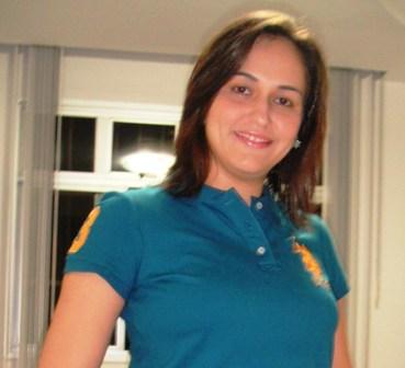 Aluna faz homenagem à Professora Neidy Christo