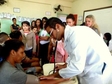 PIO XII recruta alunos para atuar no Dia Mundial da Saúde