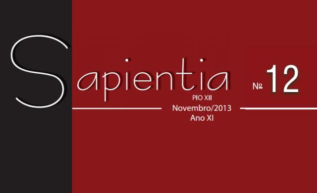 Alunos da PIO XII podem ter artigo publicado na Revista Sapientia
