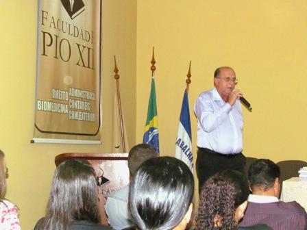 José Miguel Leppaus fala sobre Administração de Serviços Patrimoniais