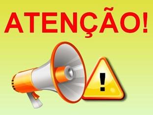 Nesta sexta- feira, das 15h às 18h, não haverá atendimento ao público