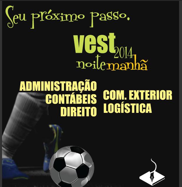 Inscrições para o Vest PIO XII se encerram neste sábado às 11h