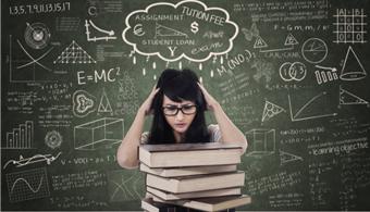 Brasil é o 3º no ranking de países onde os estudantes têm mais medo de matemática