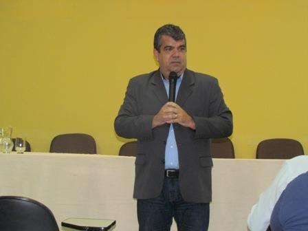 Secretário de Esportes de Vila Velha palestra na PIO XII