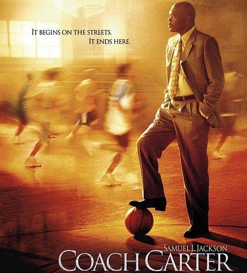 """""""Coach Carter – Treino para a vida"""" é o filme desta sexta no Cine Cultura PIO XII"""