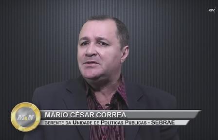 """Professor Mário César Correa fala sobre o """"Supersimples"""" em entrevista"""