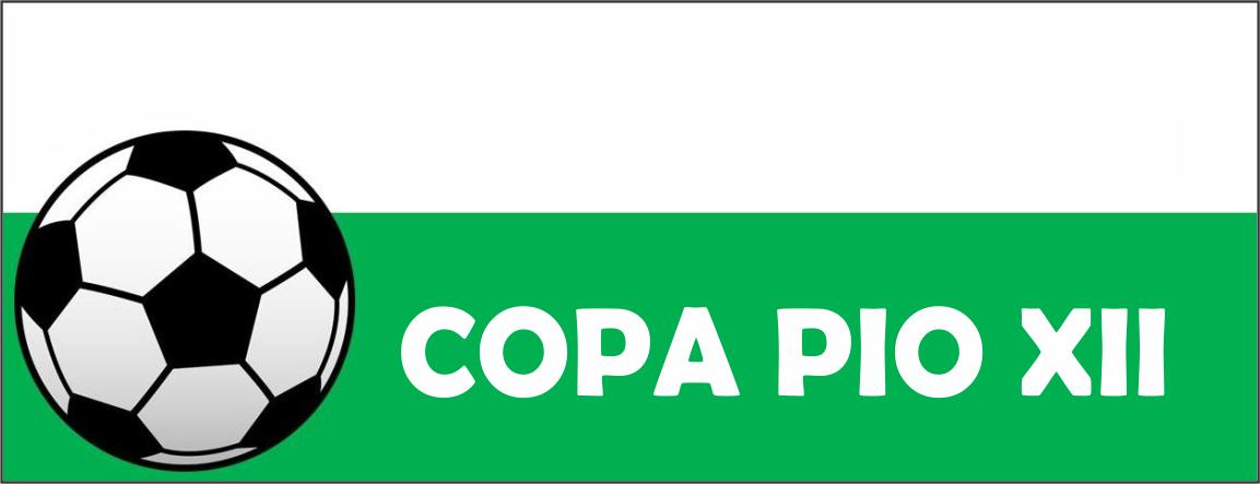 Vem aí a 7ª edição da COPA PIO XII. Inscreva seu time!