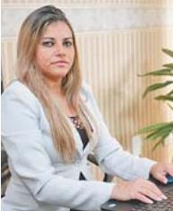 Egressa do curso de Direito da PIO XII no jornal A Tribuna desta sexta-feira