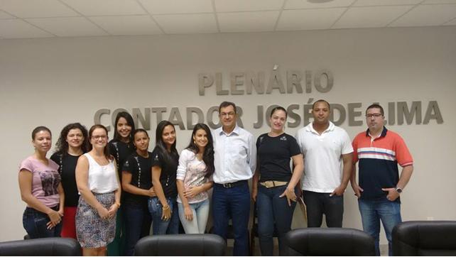 Acadêmicos do Curso de Ciências Contábeis participam de palestra no CRC-ES