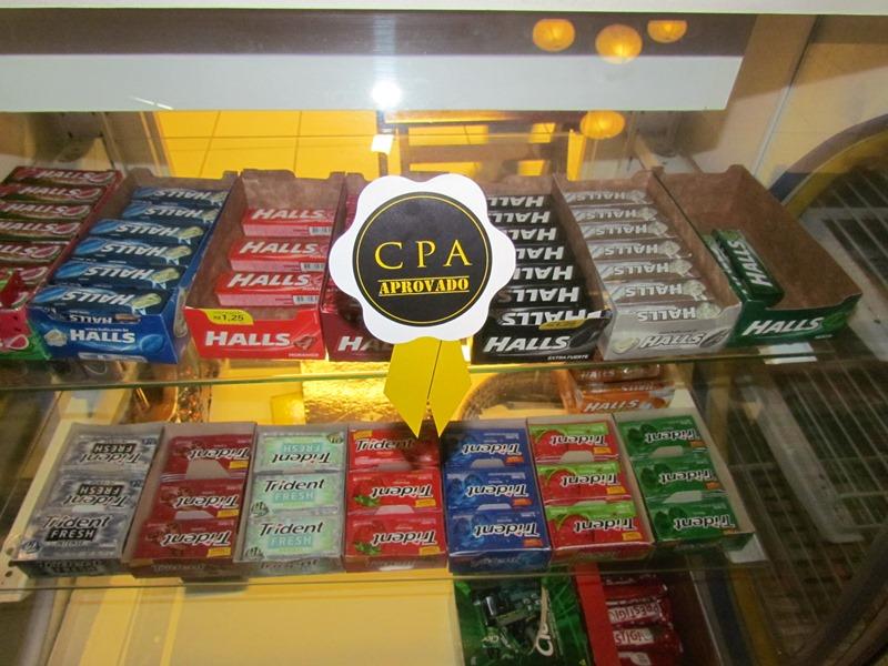CPA identifica com selos setores que receberam melhorias da Direção