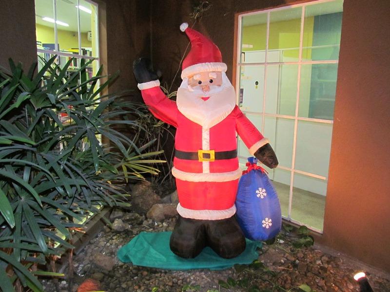 PIO XII já está em clima de Natal