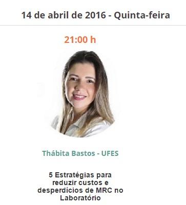 Congresso de Qualidade em Laboratórios online e gratuito para alunos de Biomedicina