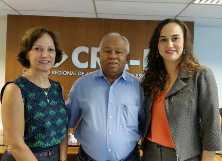 Professora Neidy é a mais nova Conselheira de Instituto do CRA-ES