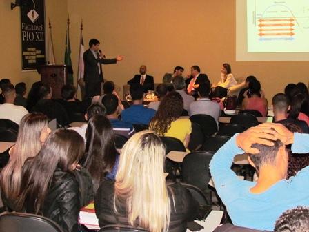 Painel na Semana de Contabilidade debate sobre Recuperação Judicial de empresas