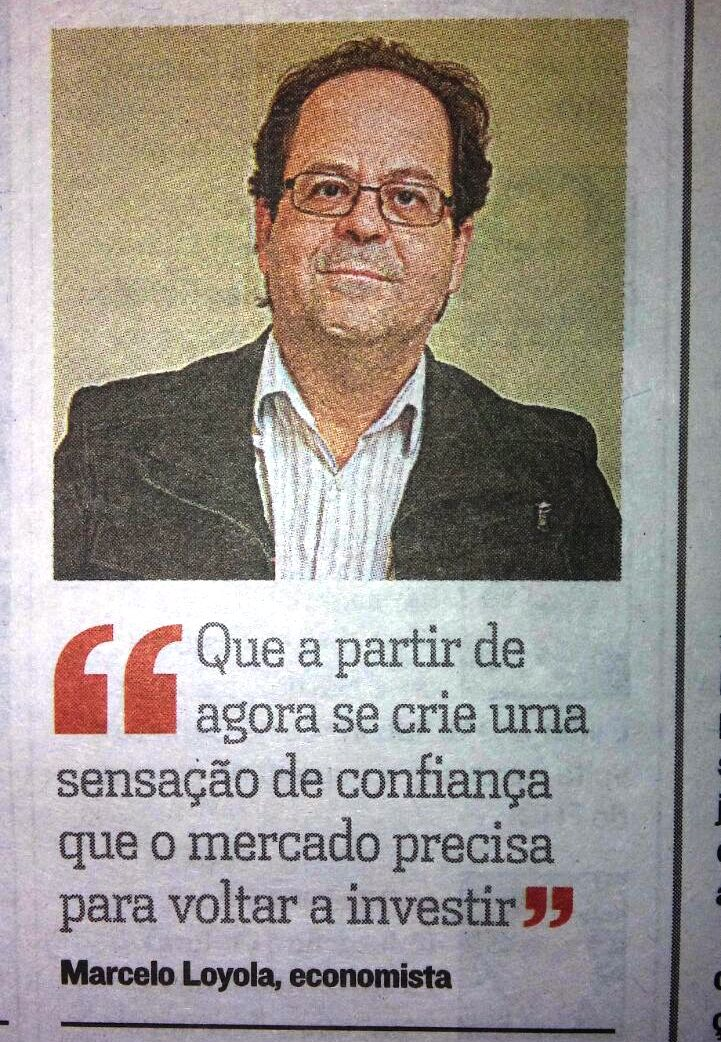 Coordenador da PIO XII analisa os fatos econômicos resultantes do afastamento de Dilma Rousseff