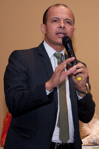 Gerente de Relacionamento do Bandes ministra palestra na PIO XII