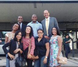 Extraclasse: alunos de Direito realizam visita a Tribunal de Justiça