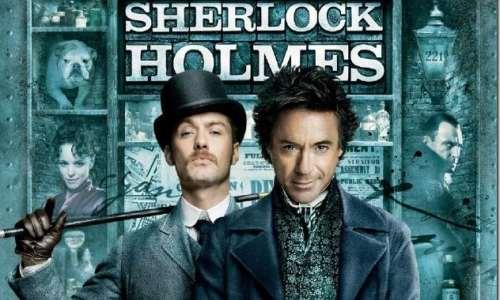 Sherlock Holmes é o filme desta sexta no Cine Cultura