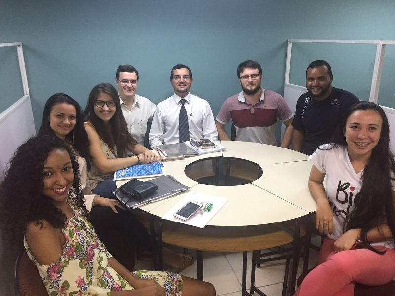 Grupo de pesquisa em desenvolvimento sustentável se reúne