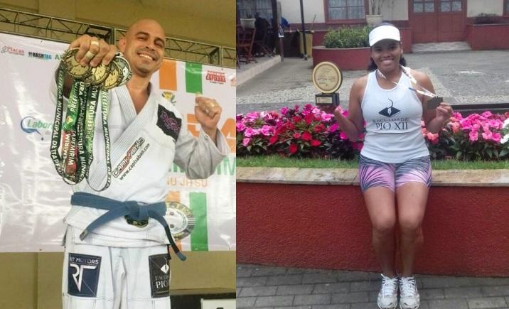 Jiu Jitsu e Corrida: Alunos atletas colecionam mais medalhas