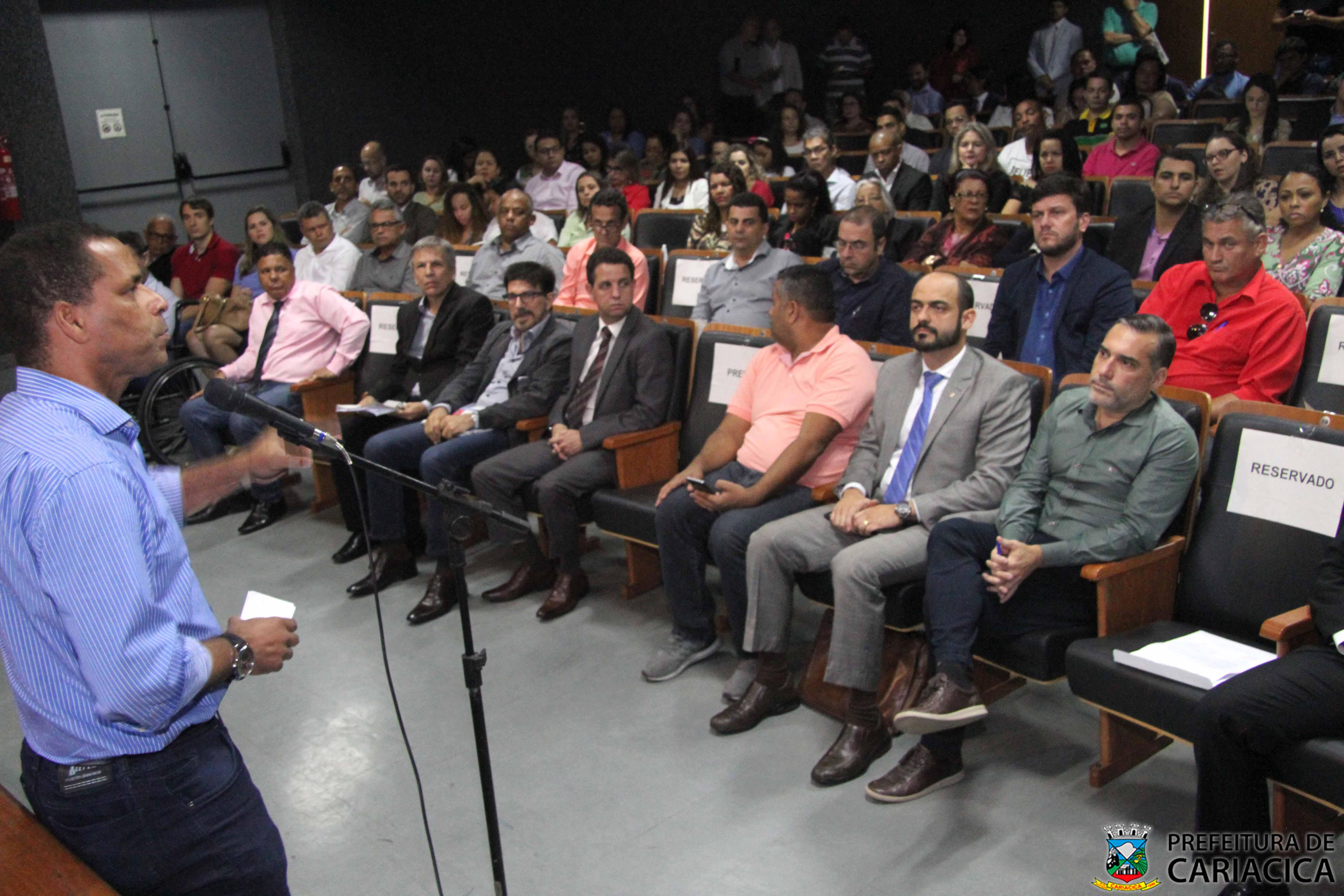 Presidente de Honra e Coordenador participam de Seminário contra Corrupção