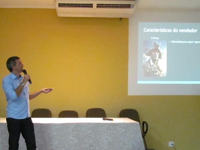 Liderança em Cenário Comercial Competitivo é tema de palestra