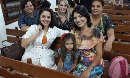 PIO XII participa de culto na Maranata de Campo Grande