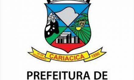 Inscrições para Bolsa Atleta Cariacica estão abertas