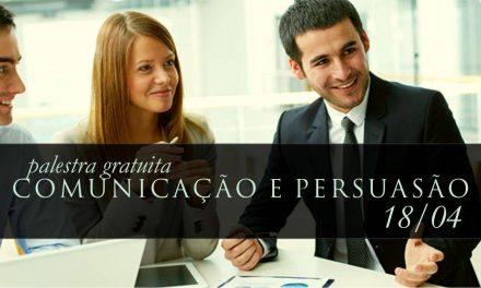 PIO XII recebe palestra sobre Comunicação e Persuasão