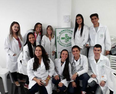 Biomedicina realiza ação em Igreja Batista de Vila Velha