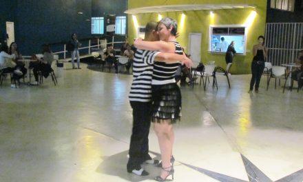 Dança de salão na Quarta Cultural