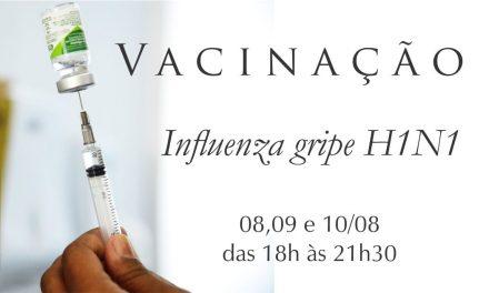 PIO XII receberá ação para vacinação contra a gripe