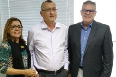 Professor representa a PIO XII em reunião na FAPES