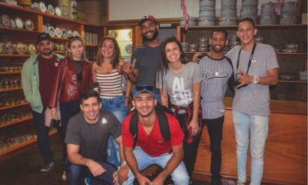 Alunos participam de viagem técnica a Ouro Preto e Mariana