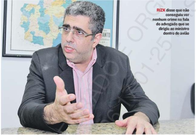 Na Mídia: O Ministro do STF errou?