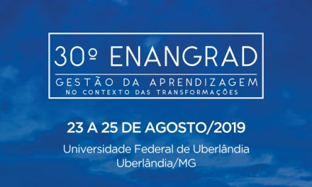 Ainda da tempo de você participar do ENANGRAD